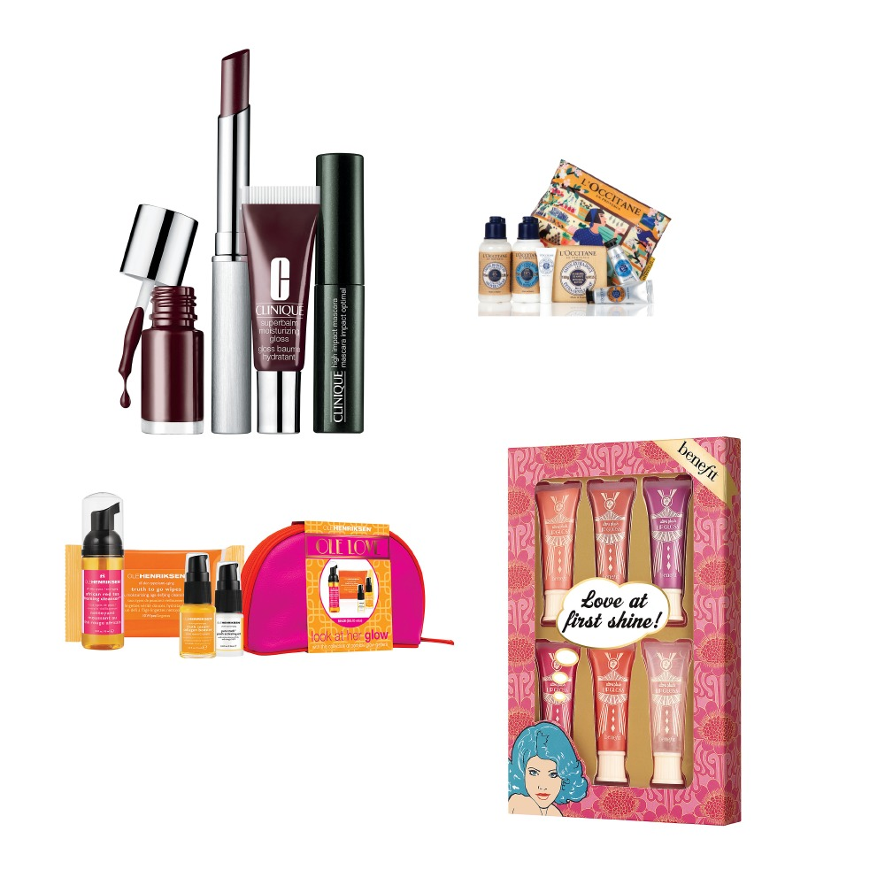 Top beauty gift sets under £