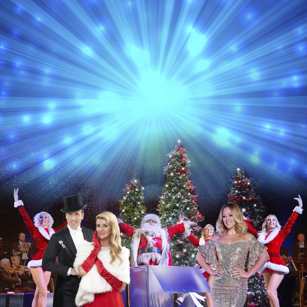 Win tickets to the wonderful Christmas Spectacular!