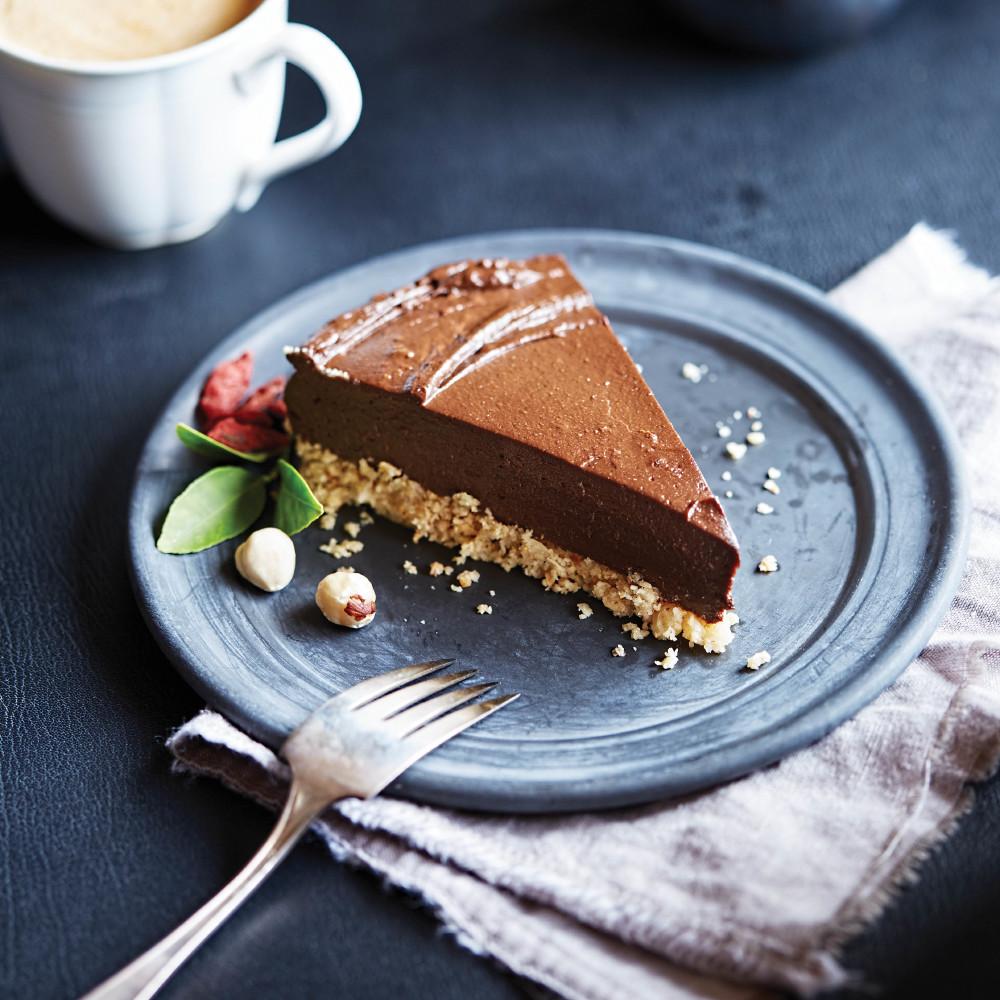 vegan avocado chocolate torte. Black Bedroom Furniture Sets. Home Design Ideas