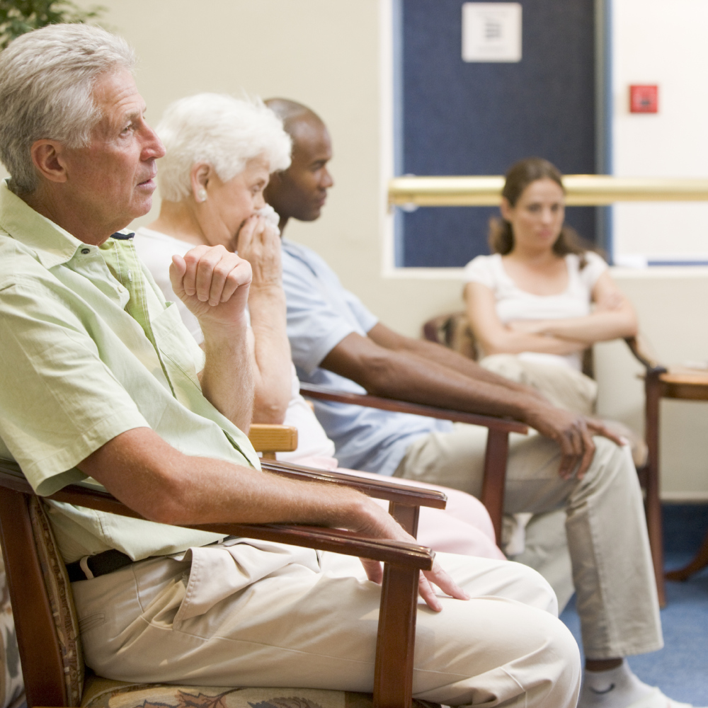 wait time for patients worsening