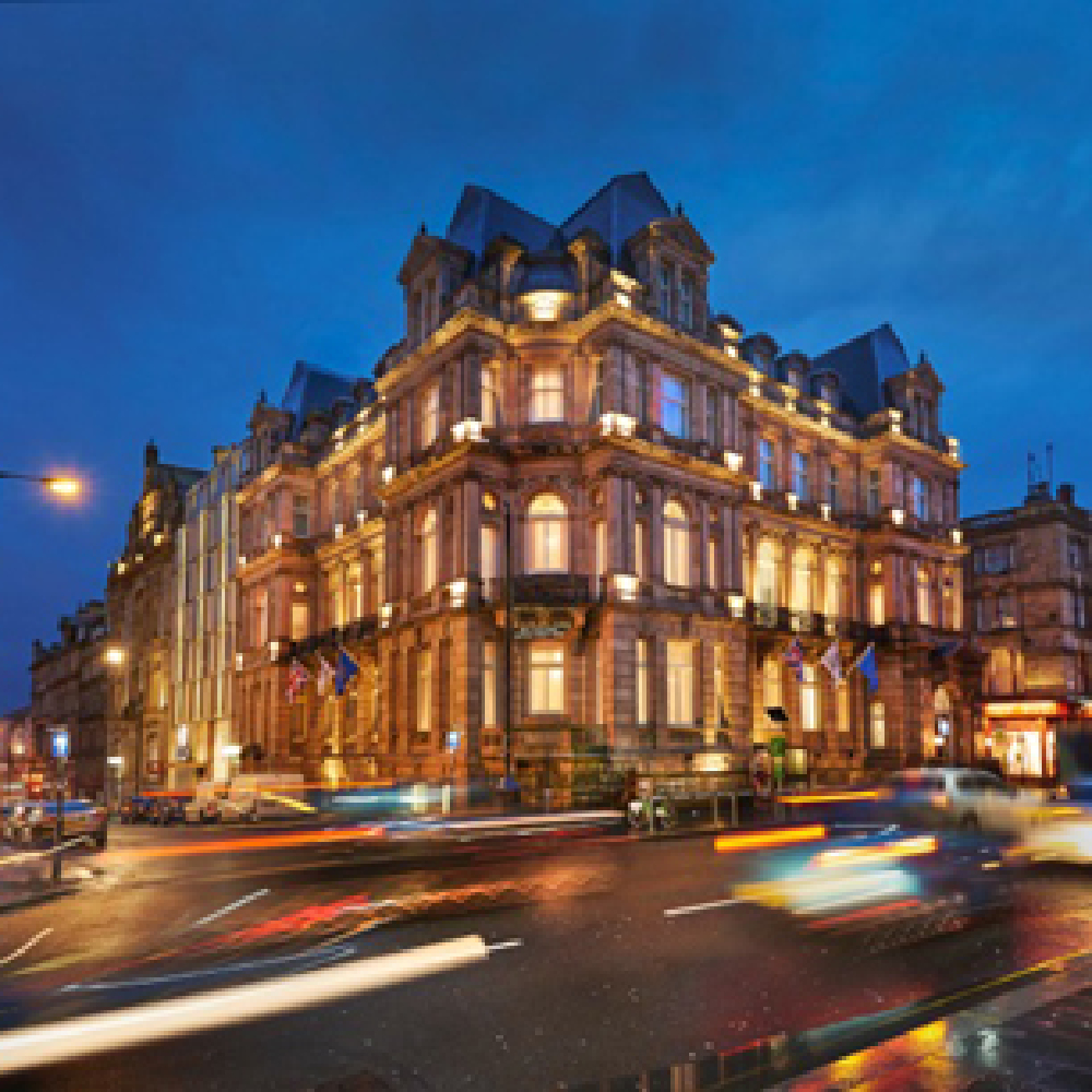 A Doubletree By Hilton Hotel In: DoubleTree By Hilton Hotel And Spa, Liverpool Review