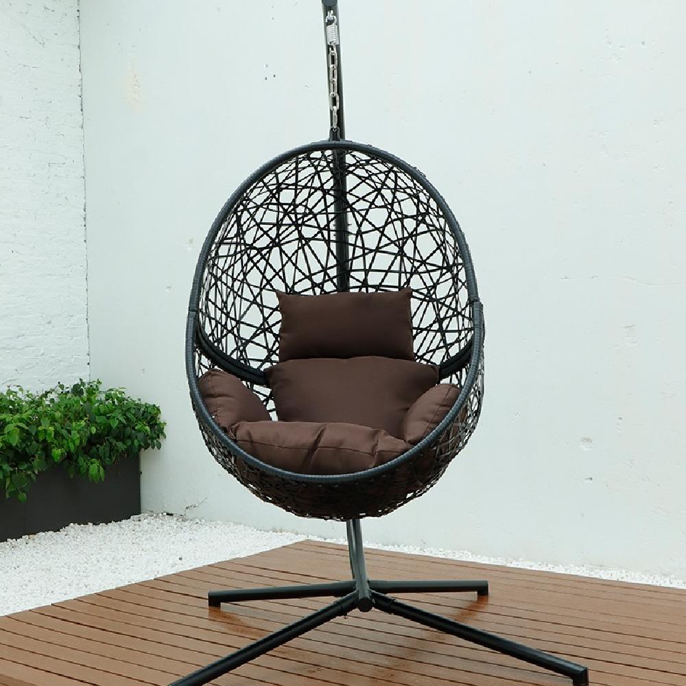 Win one BRIQ Furniture Hanging Egg shaped chair worth £179!