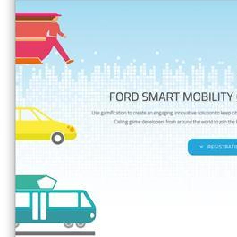 Ford Smart Mobility Challenge
