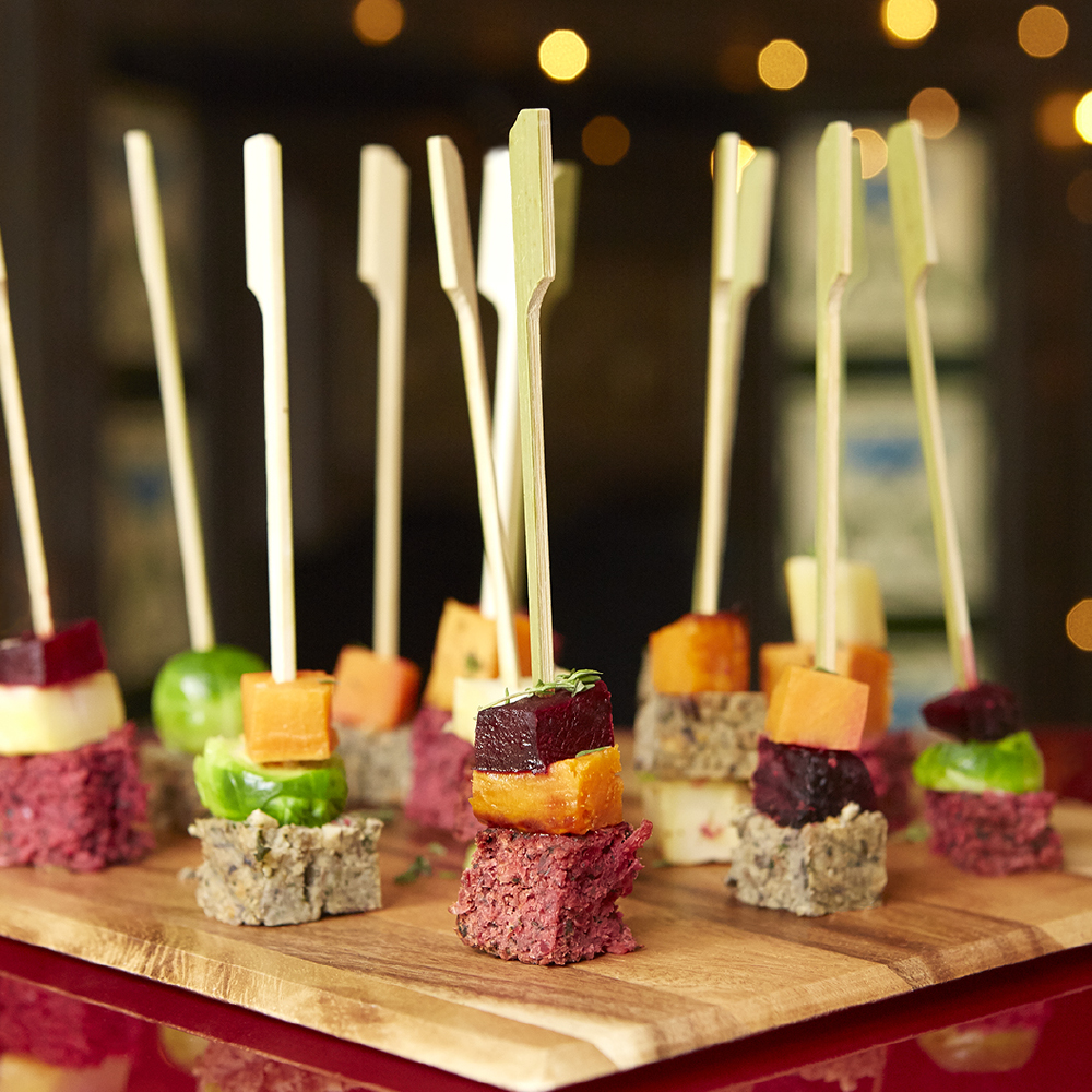 Gosh! Christmas Canapes