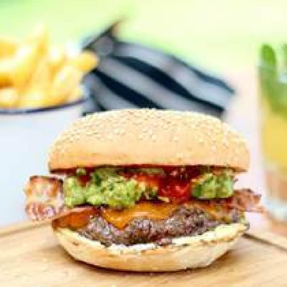 Avocado And Bacon Burger