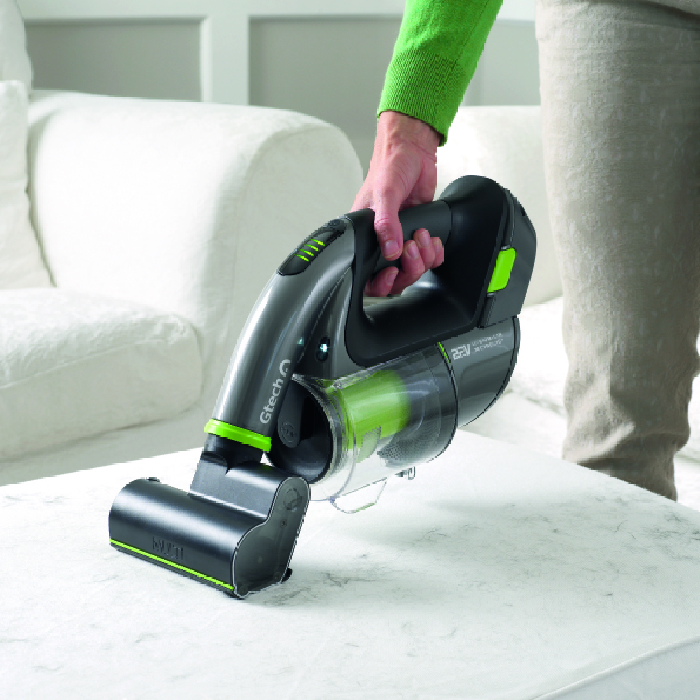 win a gtech multi cordless handheld vacuum worth 149. Black Bedroom Furniture Sets. Home Design Ideas