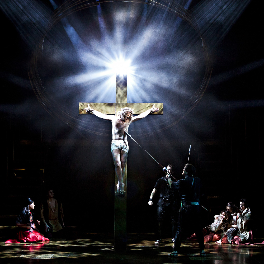 jesus christ superstar liverpool empire theatre review