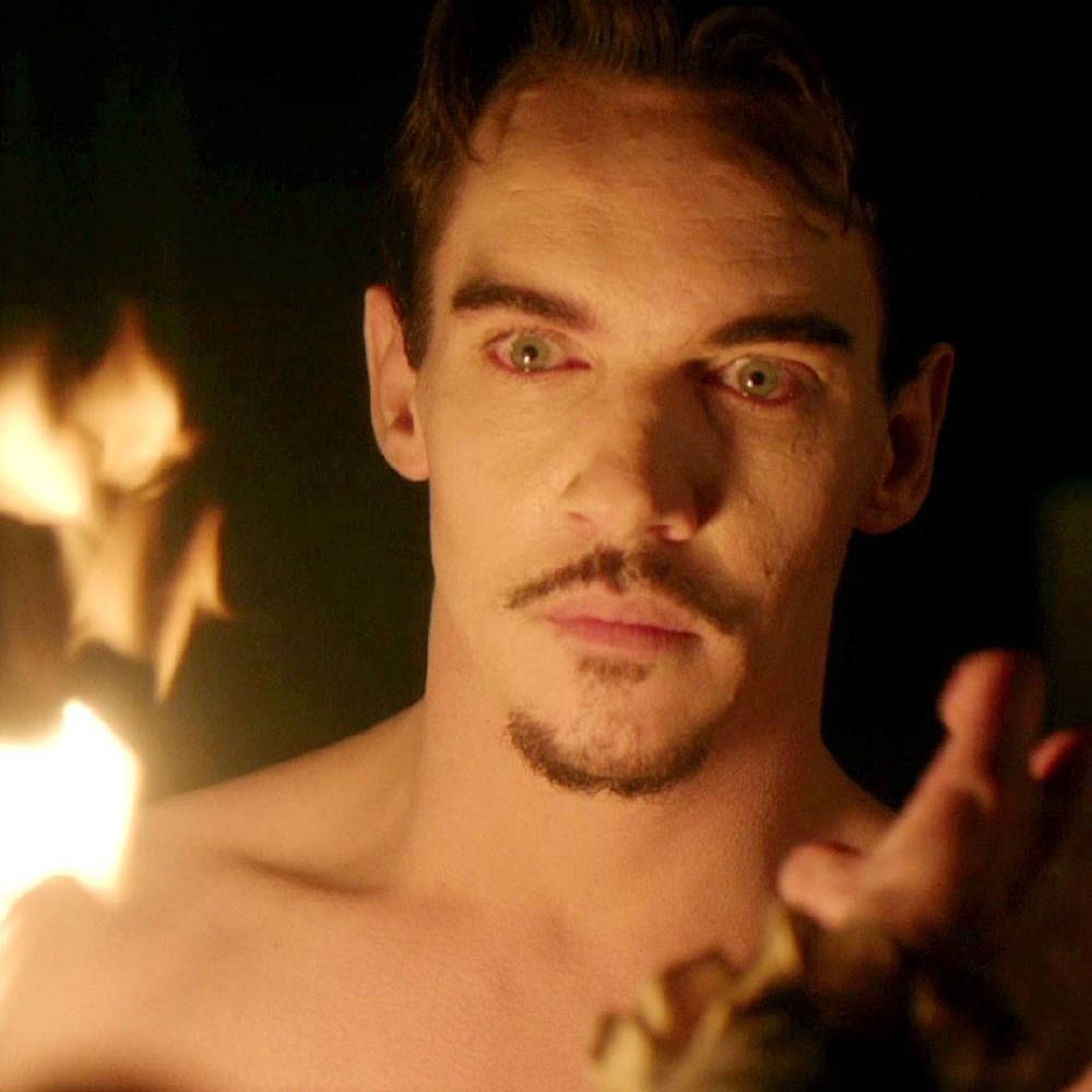 Jonathan Rhys Meyers stars as Dracula