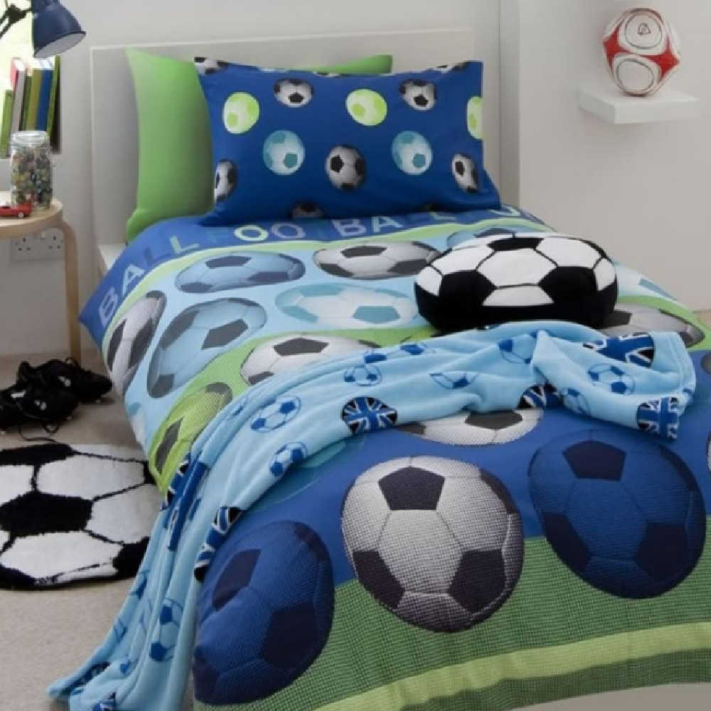 Kids Football Bedrooms Childrens Rooms Best Sellers Favourites - Kids football room