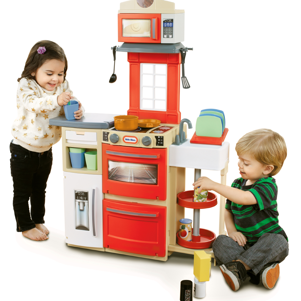 Little Tikes Cook 'n Store Kitchen
