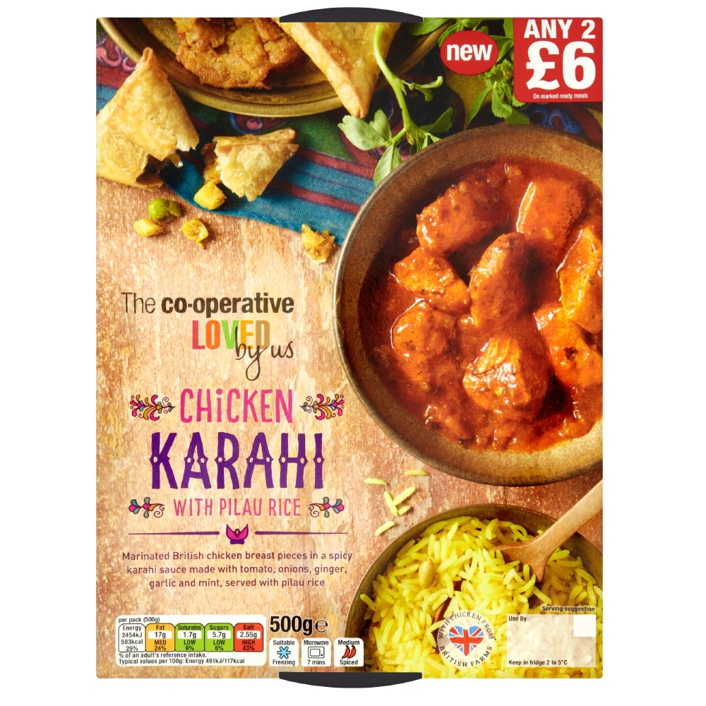 Morrisons kopparberg mixed fruits 250ml product information - A Karahi Or Kadahi Is A Traditional Indian Cooking Vessel Used For Frying Marinated British Chicken Breast Pieces In A Spicy Tomato Sauce With Onions