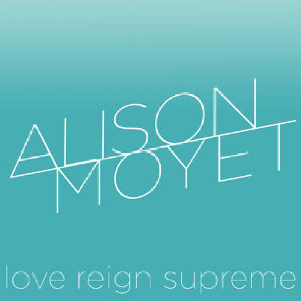 Cover for the single Love Reign Supreme.