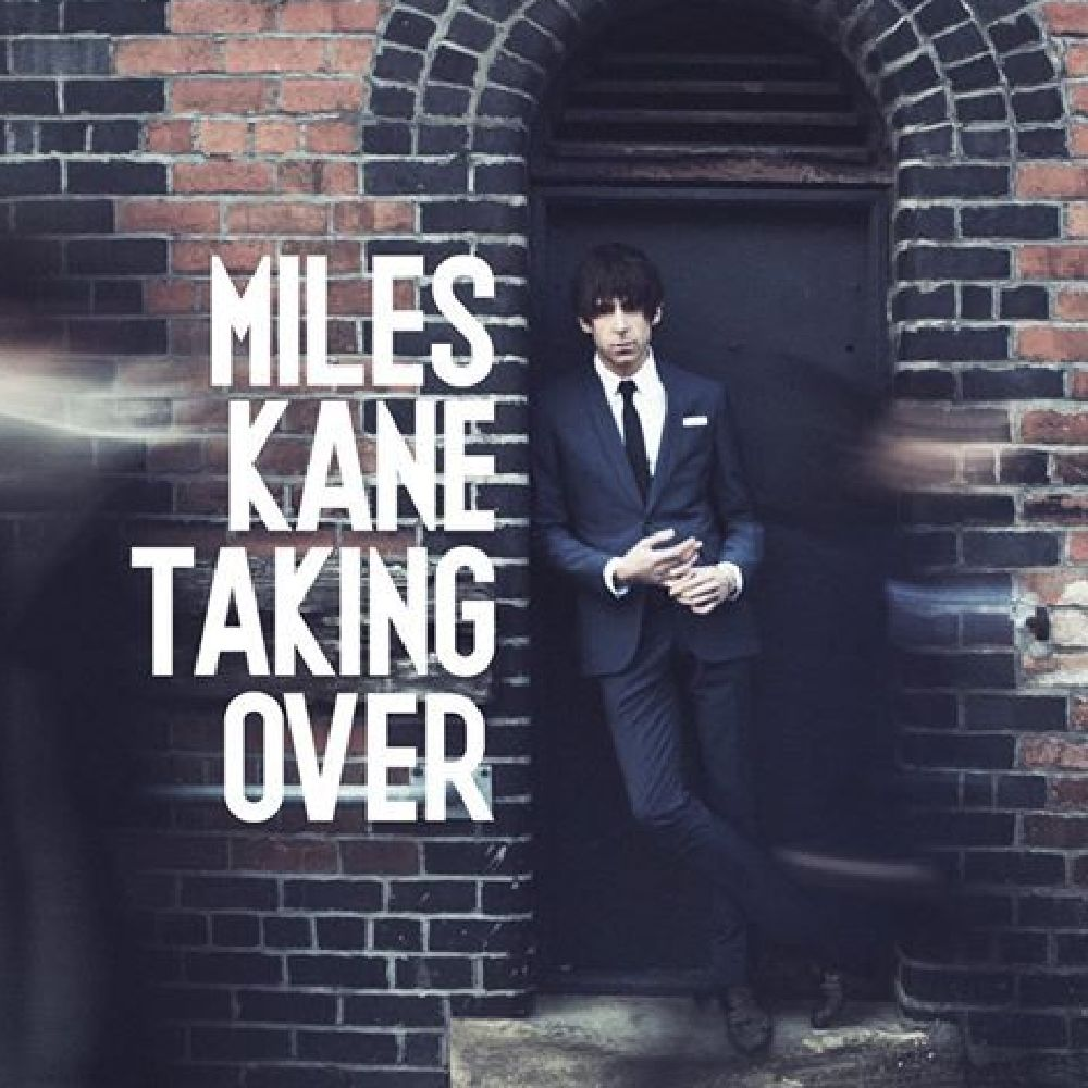 Single Cover 'Taking Over'