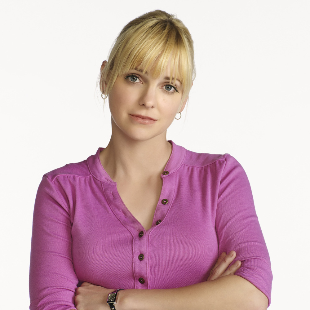 Anna Faris as Christy / Credit: ITV