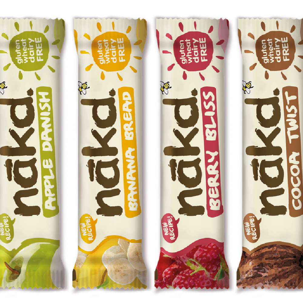 Nakd Breakfast Bars