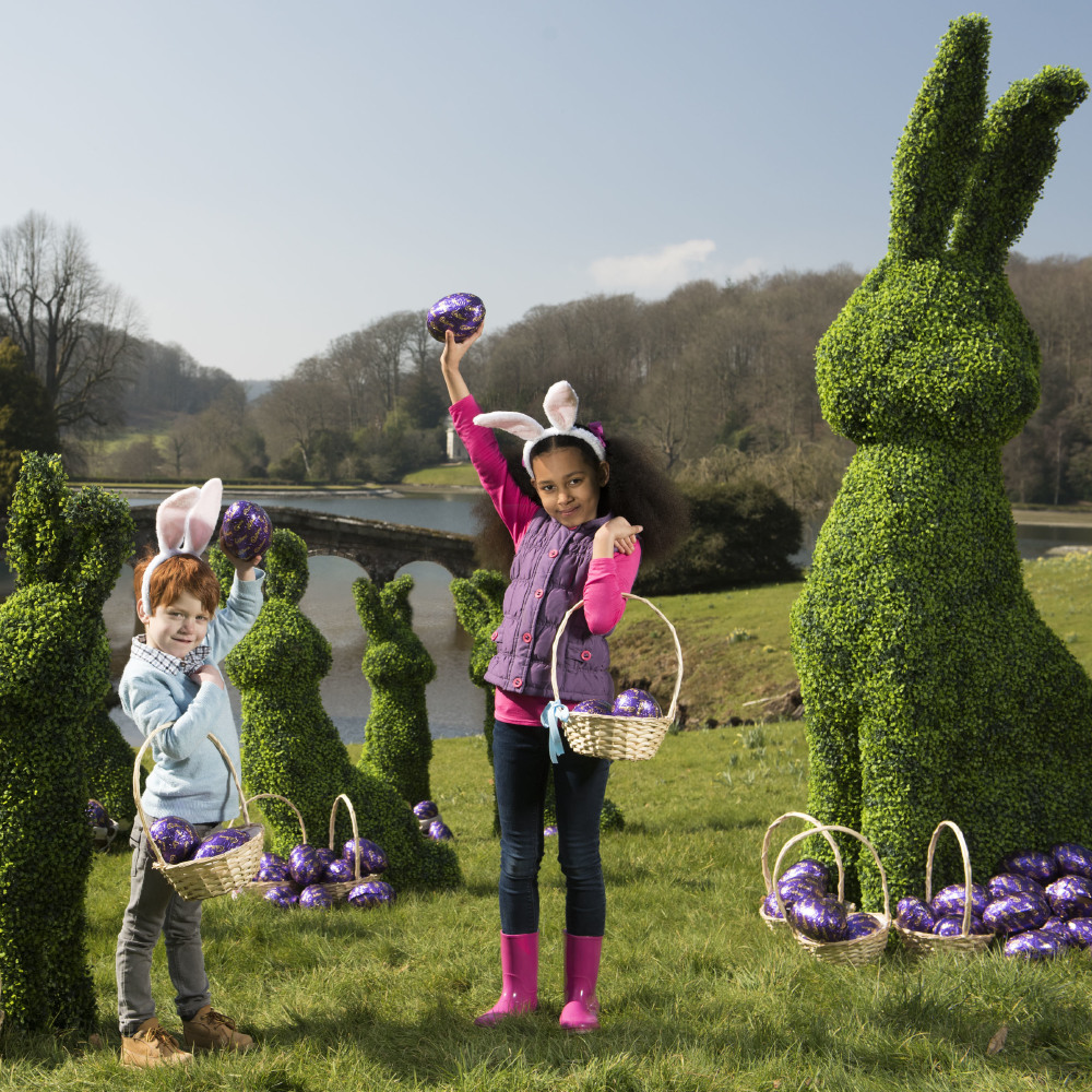Find the nearest Egg Hunt by visiting the Cadbury website