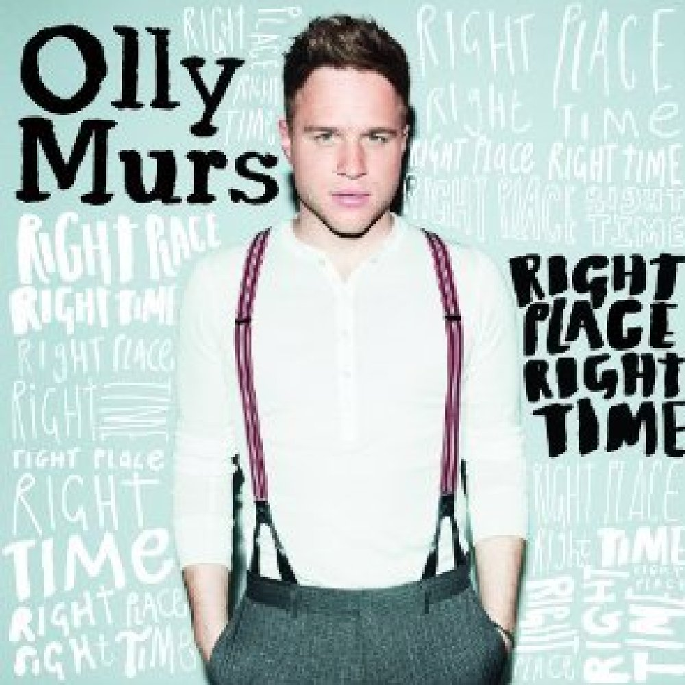 Olly murs black t shirt x factor - Olly Murs Right Place Right Time Single Review