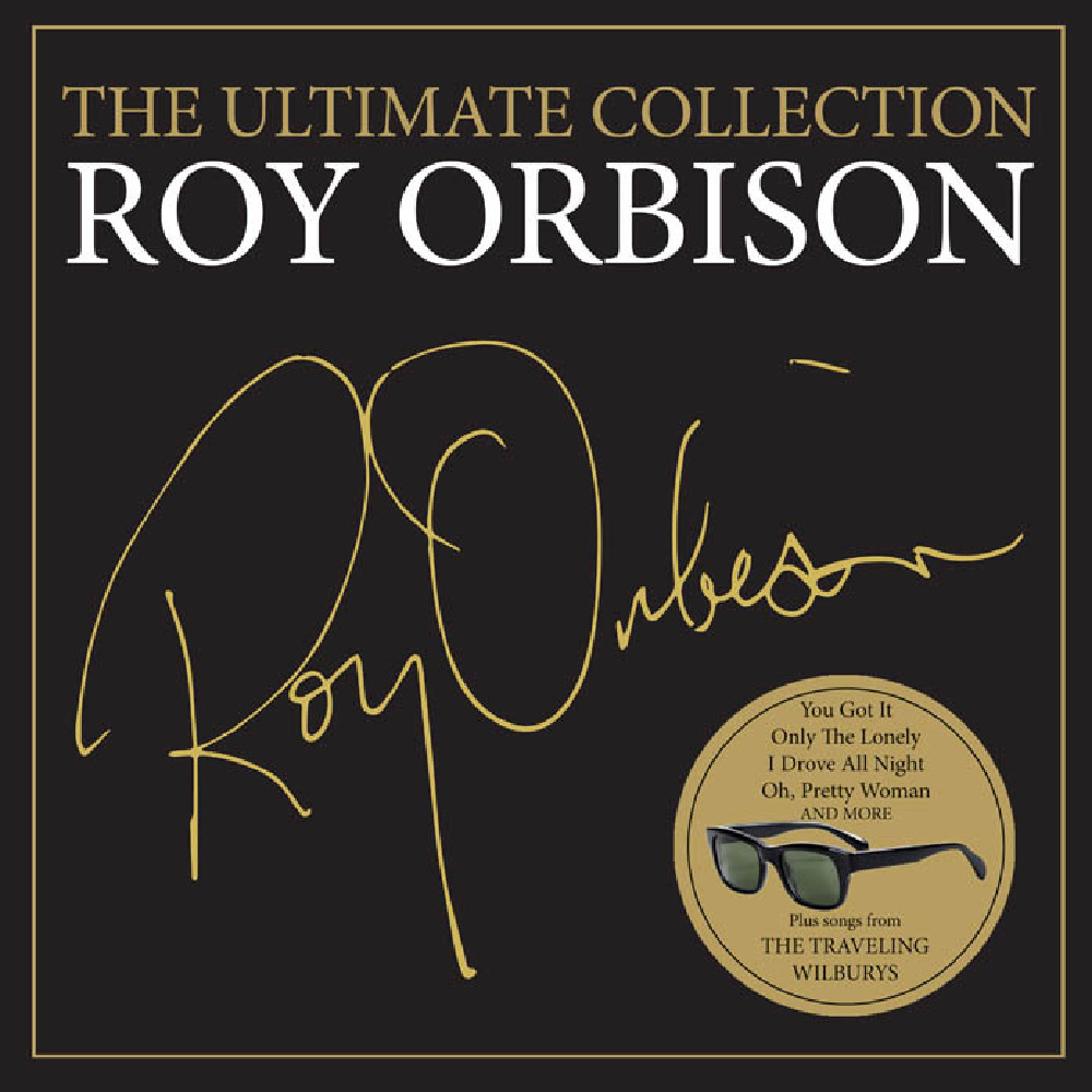 Win A Copy Of Roy Orbison S Ultimate Collection
