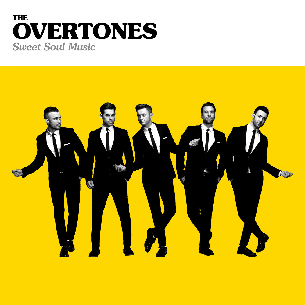 15 Things The Overtones Want YOU To Know About THEM