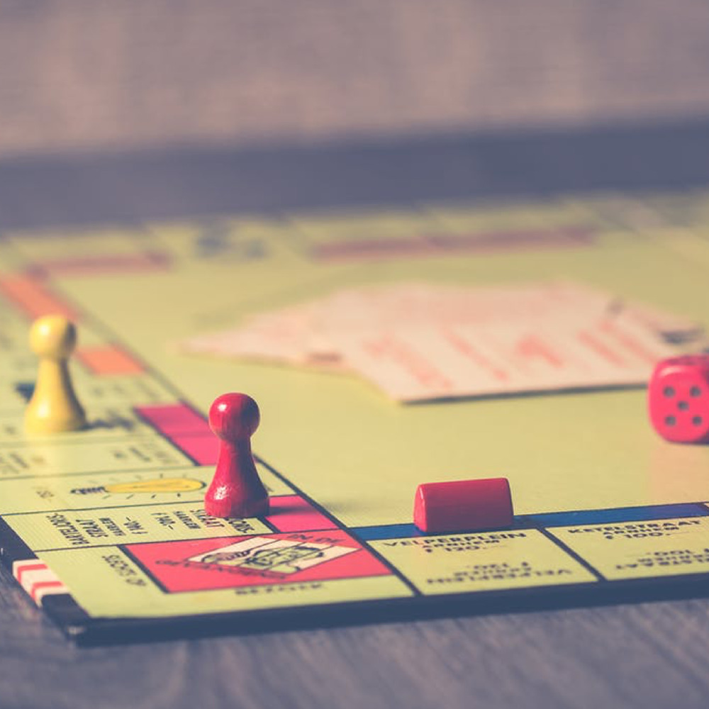 Board Games Credit Pexels