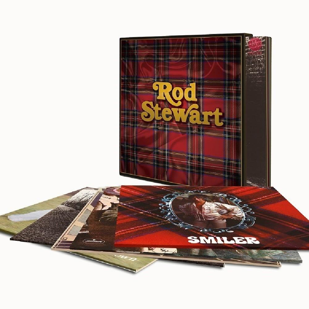 Rod Stewart Vinyl Box Set