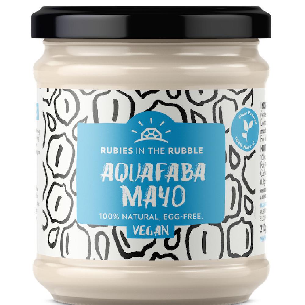 how to make aquafaba mayo