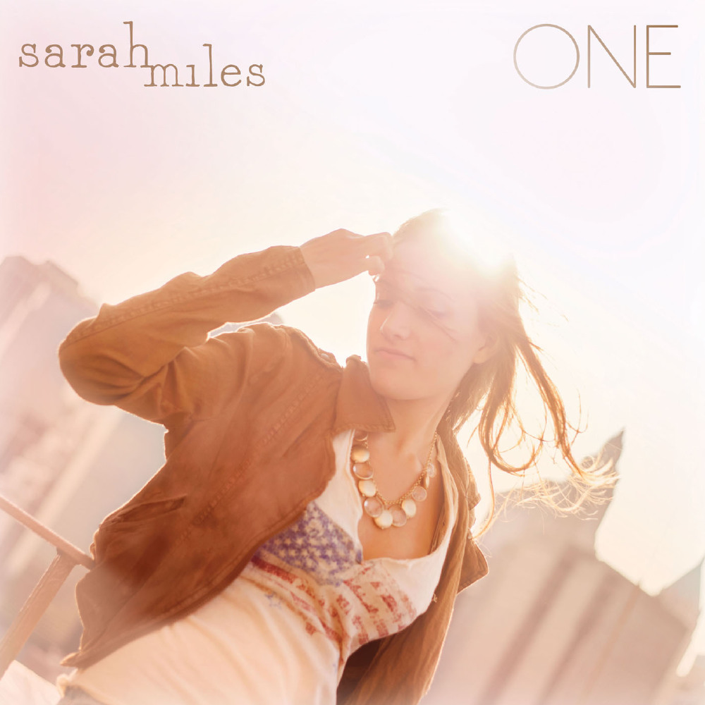 Album Cover For Sarah Miles' Upcoming Album