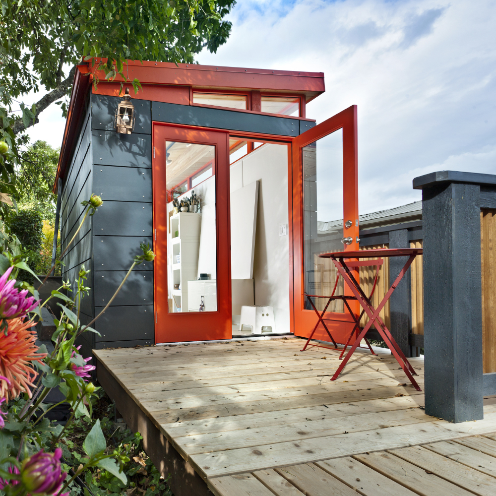 Stylish Sheds 6 Sheds For Women That Will Make You Want One Right Now