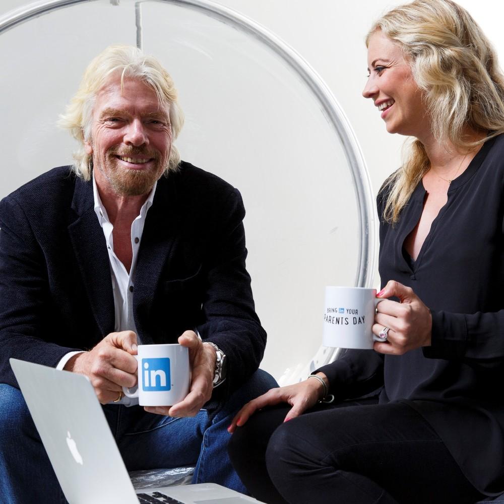 Sir Richard Branson: Sir Richard Branson And Linkedin Call On Brits To Bring