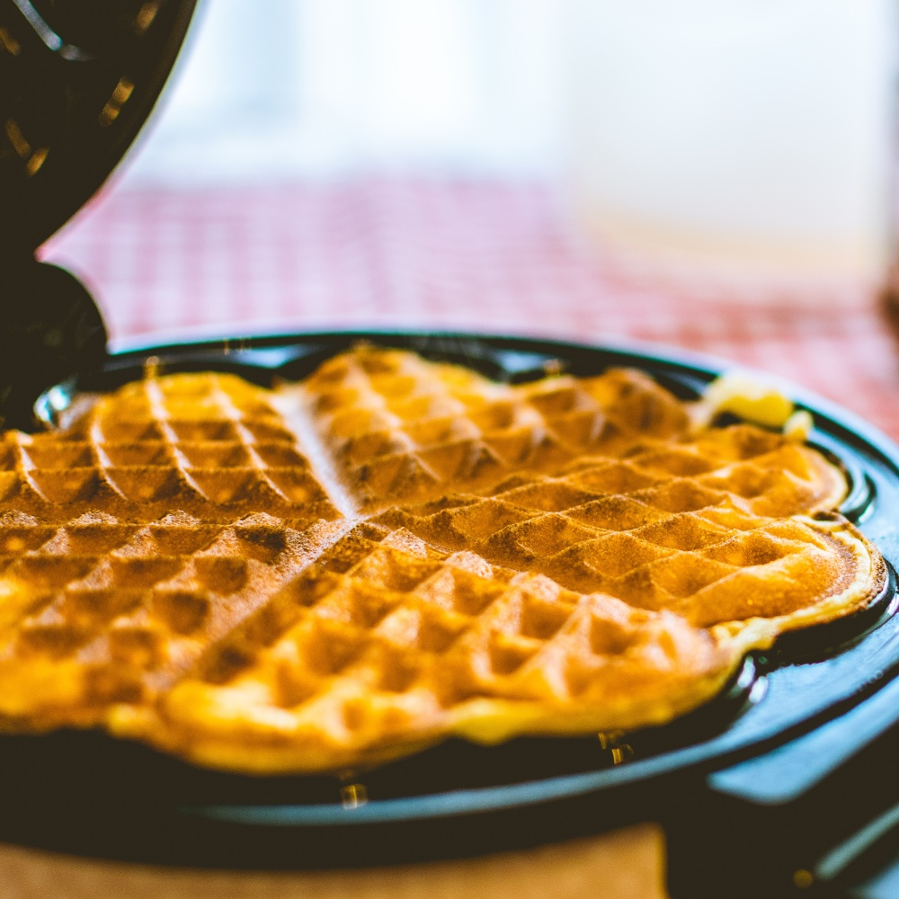 We find out what it means to dream about a waffle