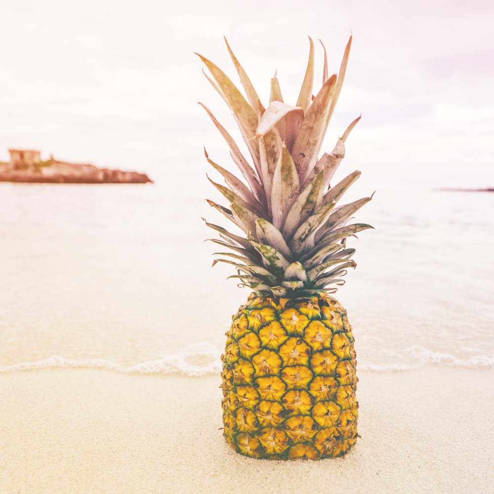 We find out what it means to dream about a pineapple