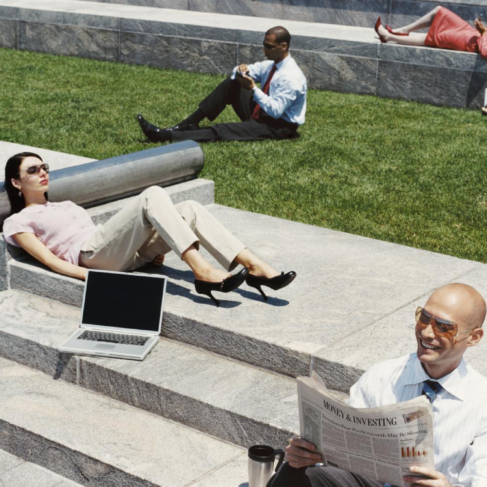 Is it harmful to sunbathe