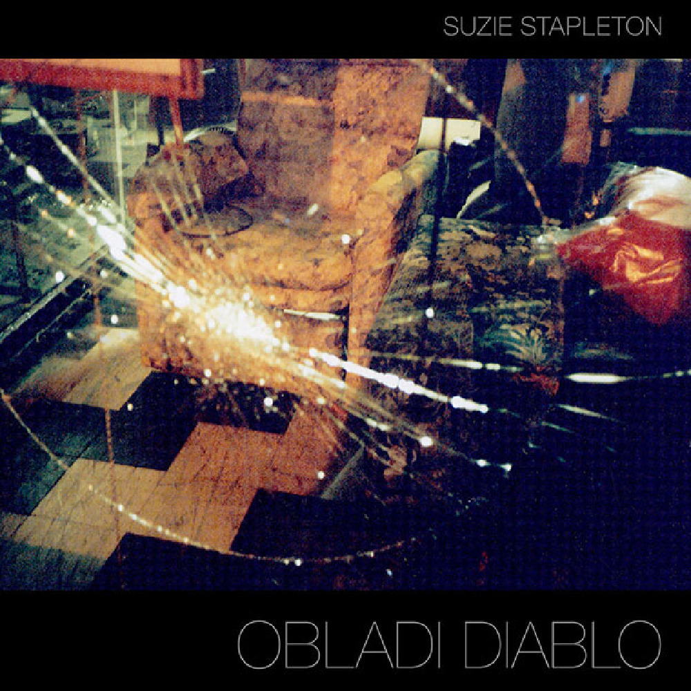 Album Cover 'Obladi Diablo.'