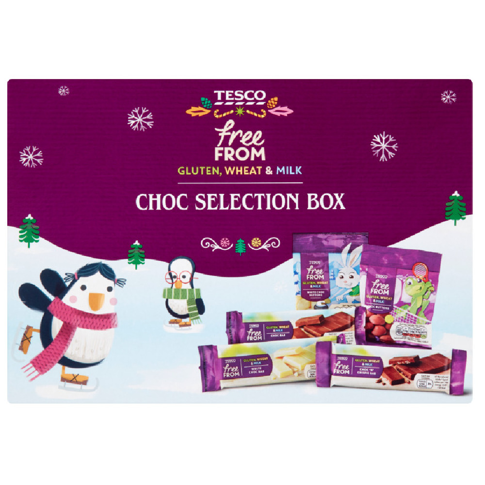 Vegan Selection Boxes For Christmas 2019