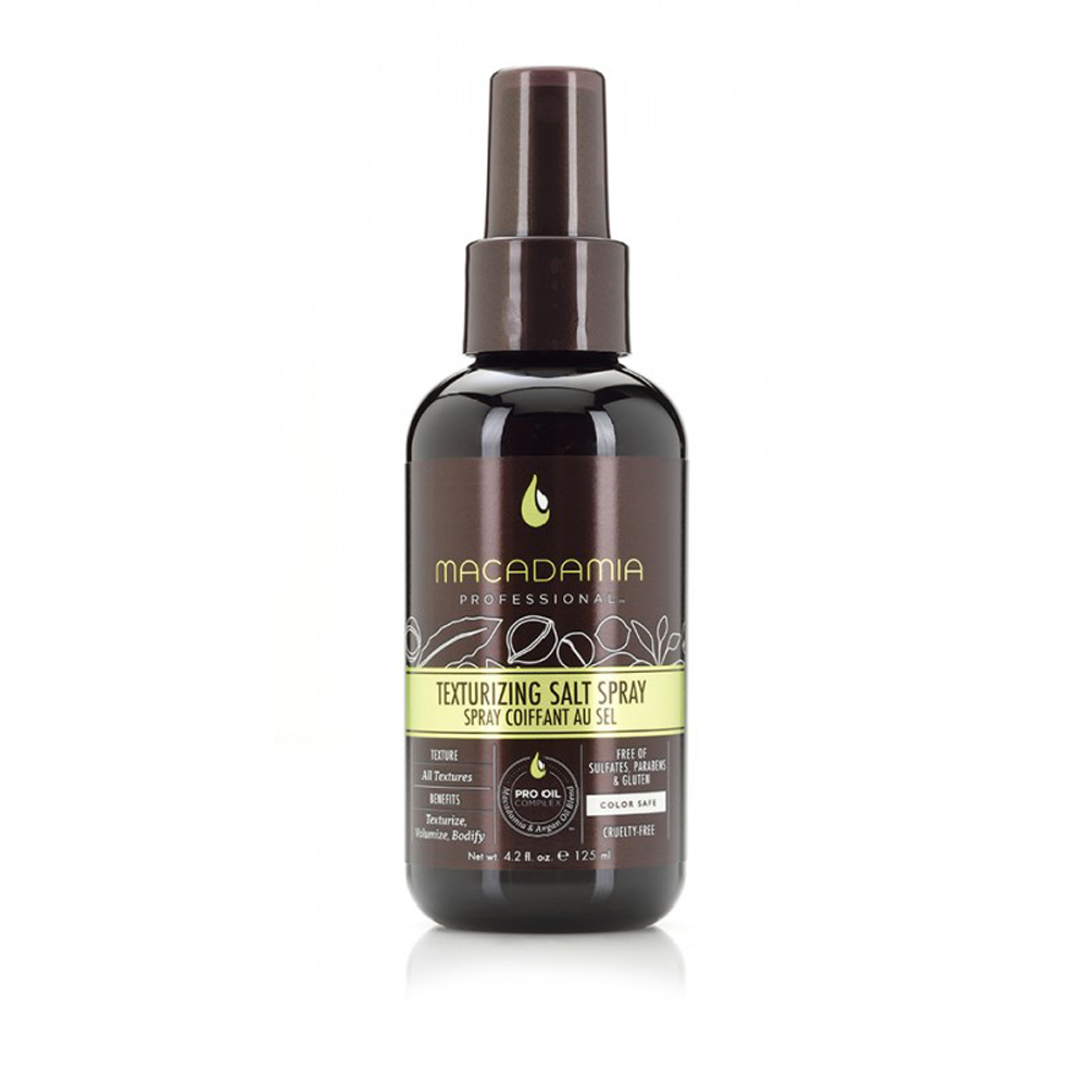 texturizing salt spray by macadamia
