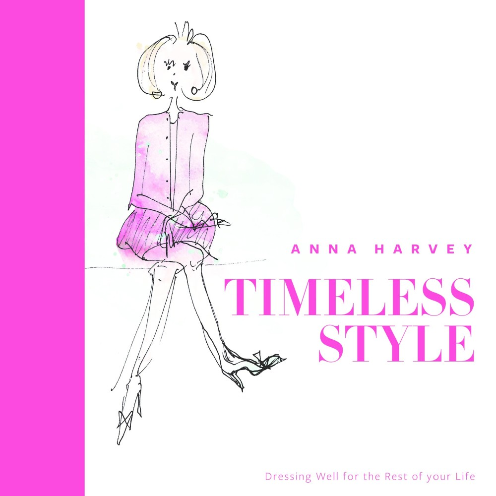 Timeless Style by Anna Harvey is published by Double-Barrelled Books price £18.95
