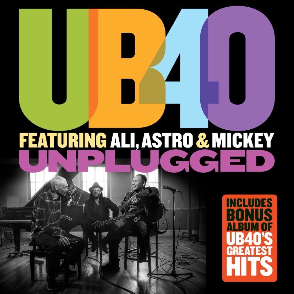 UB40's latest release