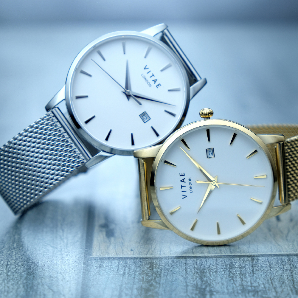 Fathers Day Gifts: Give The Gift Of Time Vitae London