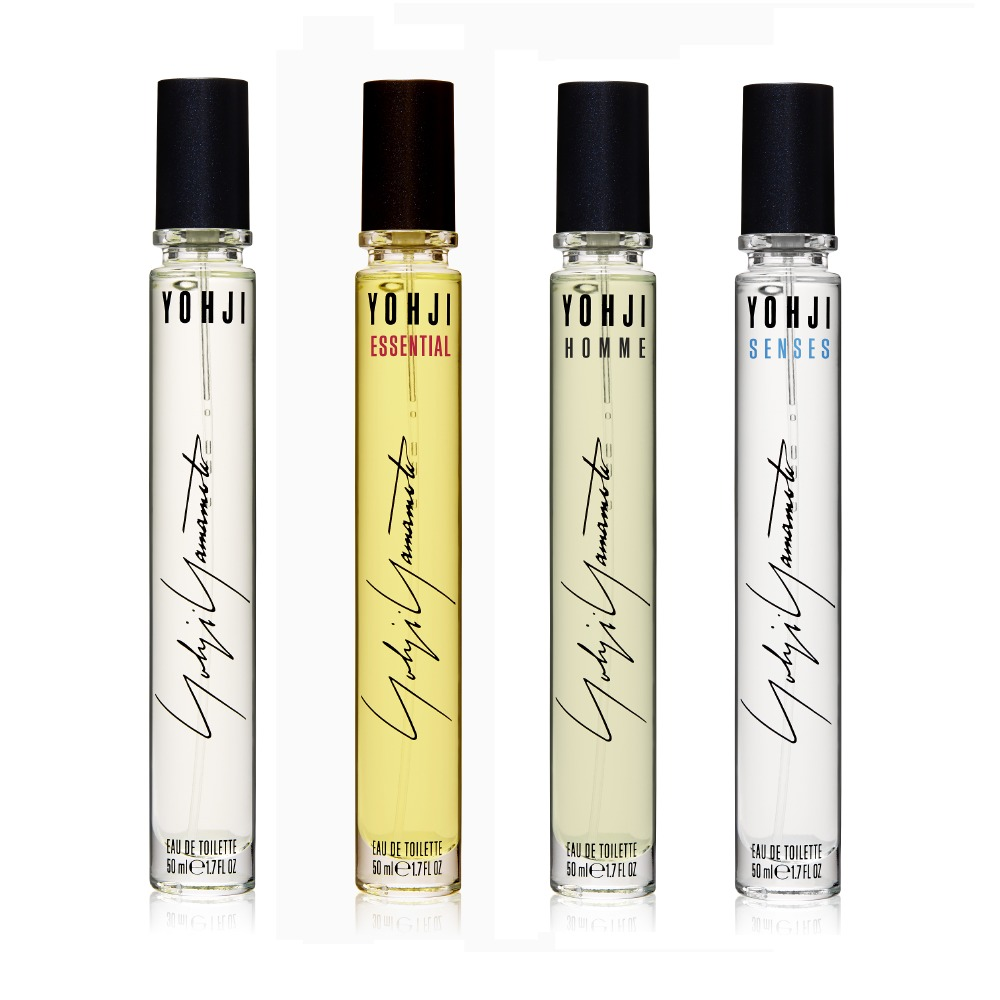 Iconic Fragrance Collection From Yohji Yamamoto Comes To