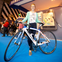 Laura Trott will hopefully be riding to gold this summer