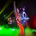 Prince on stage February 9