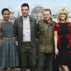 Star Trek Into Darkness Berlin Photocall