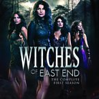 Witches of East End DVD