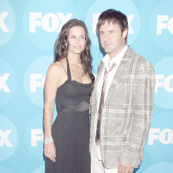 Courteney Cox and David Arquette (Credit: Famous)
