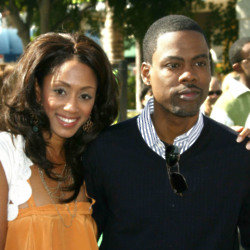Chris Rock and Malaak Compton (Credit: Famous)