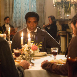Chiwetel Ejiofor in 12 Years A Slave