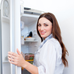 What have you got stored in your fridge?