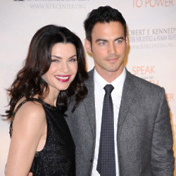 Julianna Margulies and Keith Lieberthal (Credit: Famous)