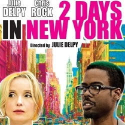 2 Days In New York DVD