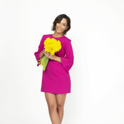 Frankie Bridge for the #FeelSuper campaign